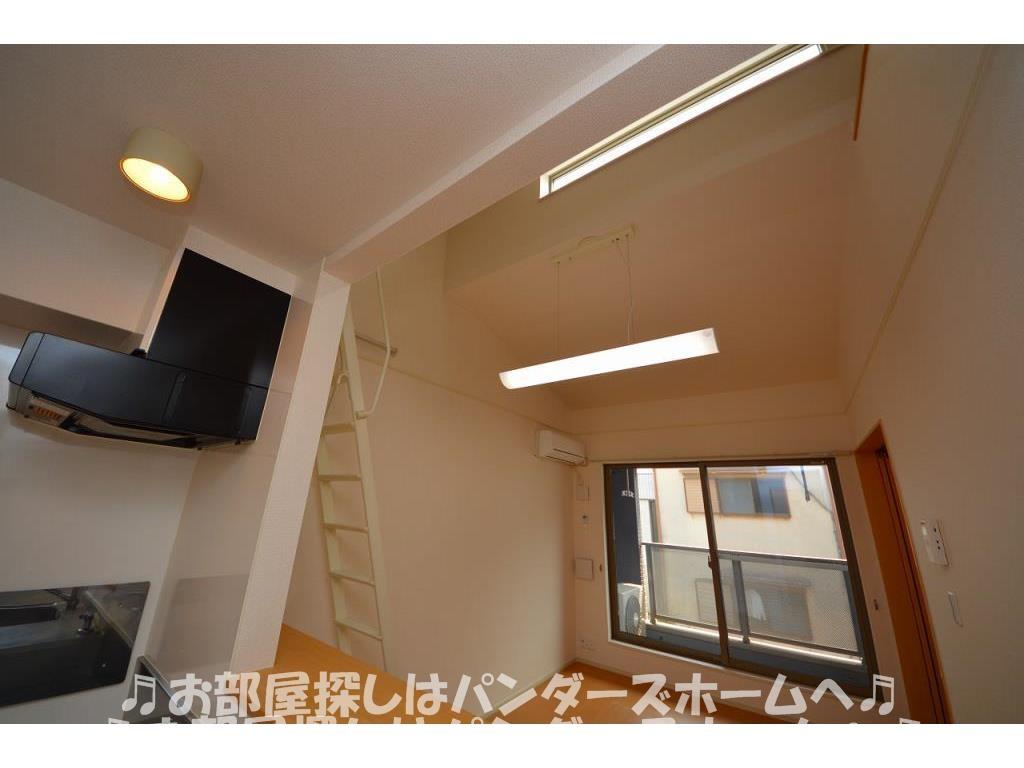 同型タイプ室内写真です。