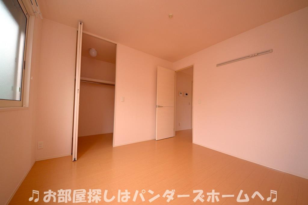 同型モデルの室内写真です。