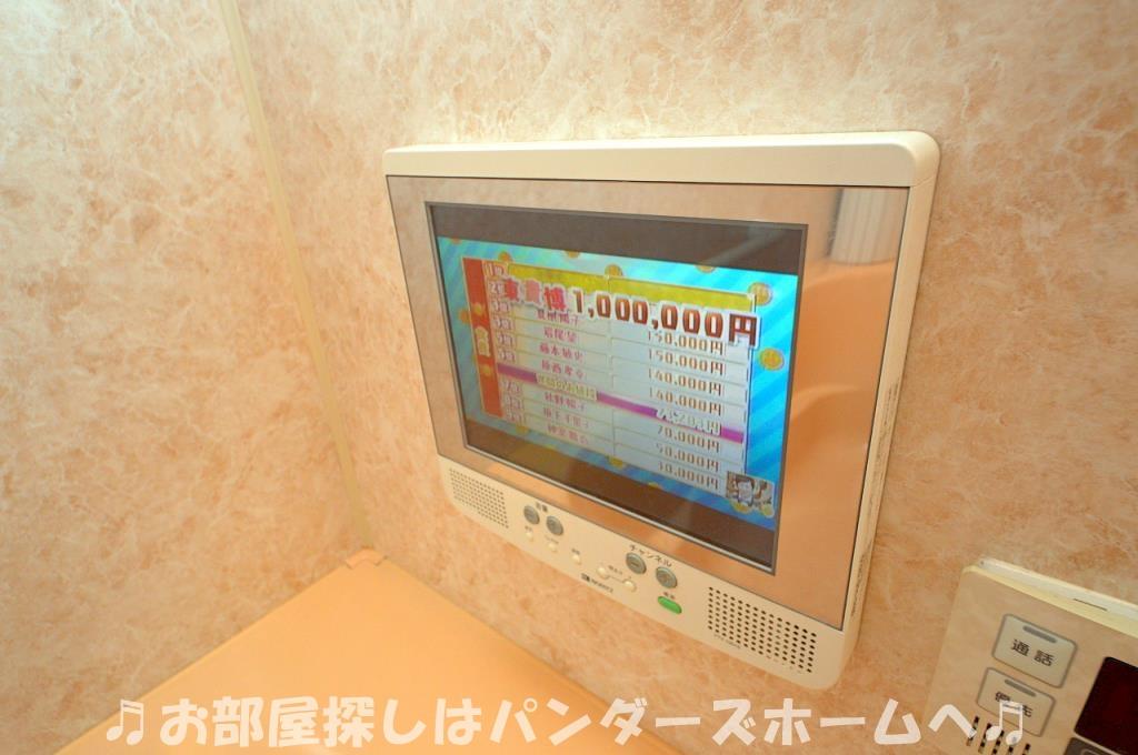 別部屋タイプの室内写真です。