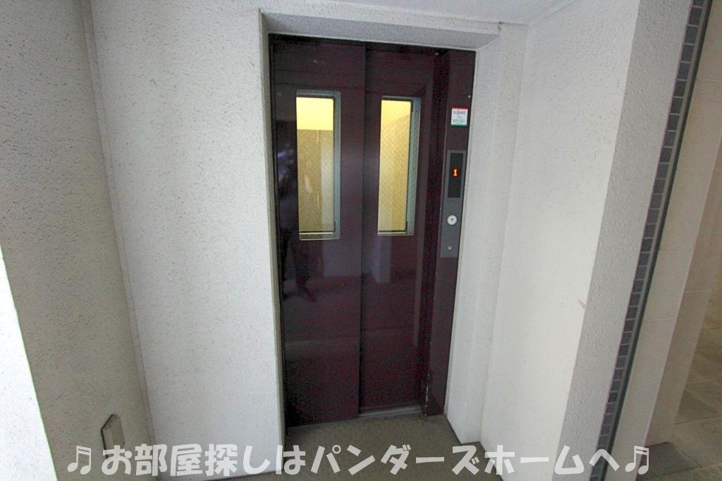 オートロック・エレベーター付き