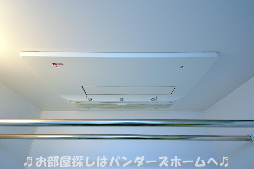浴室乾燥機・ミストサウナ付き
